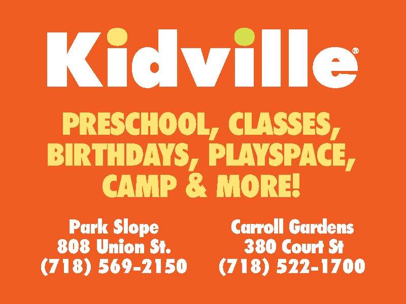 Kidville PSCG logo2