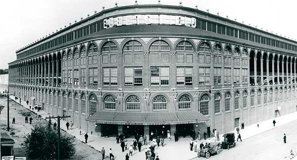 Ebbets Field, Brooklyn