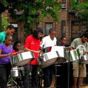Drumming at OSH