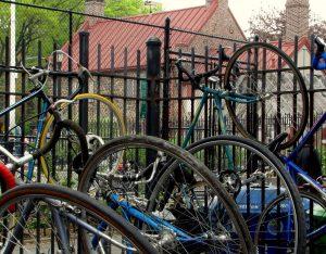 Bike jumble at OSH