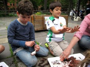 Kids Outdoors at the OSH After School Programs