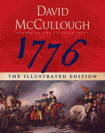 Cover of the book 1776 by David McCullough