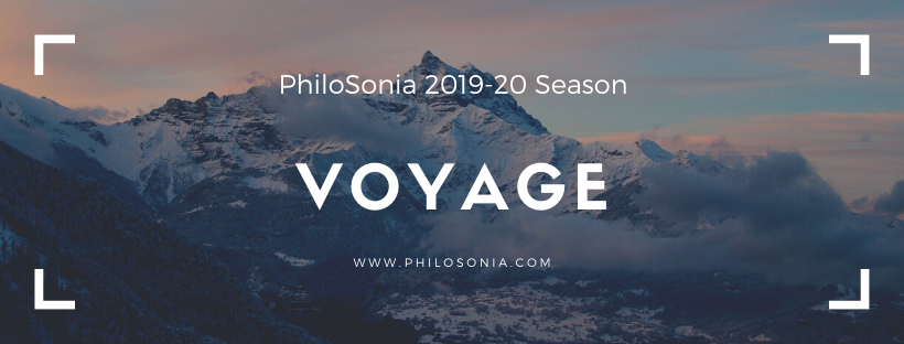 "PhiloSonia presents ""Voyage V: American Road Trip"" Concert"